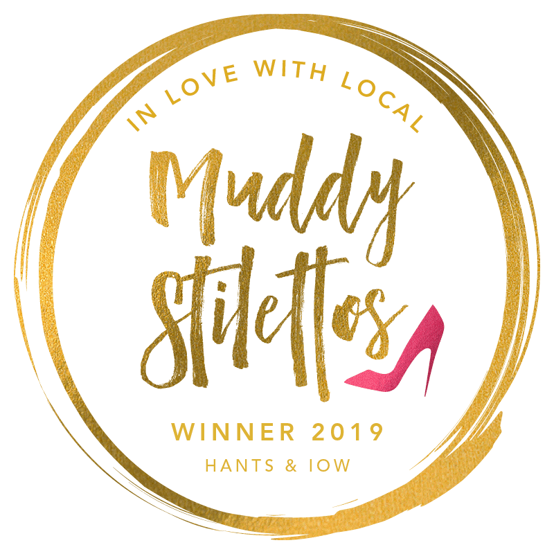 Muddy Stilettos Award Winner 2019